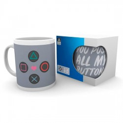 Taza Push My Buttons...