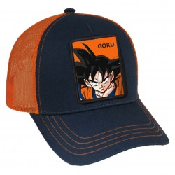 Gorra Goku Trucker Dragon...