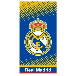 TOALLA OFICIAL REAL MADRID