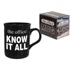 Taza The Office Know it All