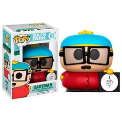 Funko South Park Cartman Piggy Figura POP